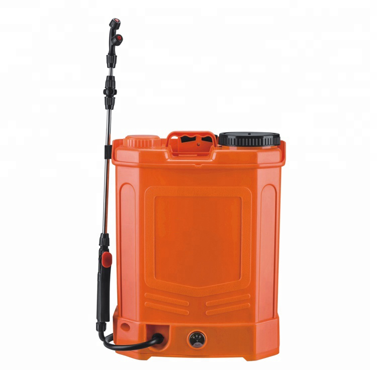 Agriculture 2 in 1 Battery And Manual Operated Knapsack Electric Power Sprayer